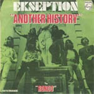 Ekseption - Another History CD (album) cover