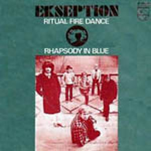 Ekseption - Ritual Fire Dance CD (album) cover