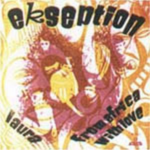 Ekseption - Laura CD (album) cover