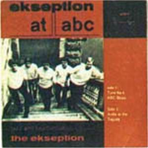 Ekseption - Abc Blues CD (album) cover