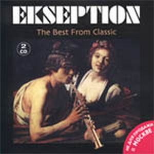 Ekseption - The Best From Classics CD (album) cover