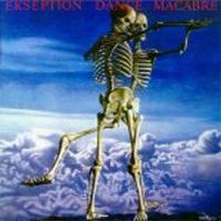 Ekseption - Danse Macabre CD (album) cover