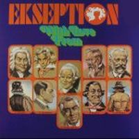 Ekseption - With Love From Ekseption CD (album) cover