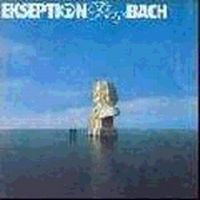 Ekseption - Ekseption Plays Bach CD (album) cover