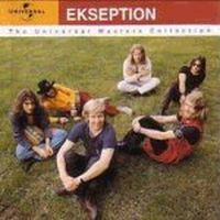 Ekseption - The Universal Master Collection CD (album) cover