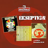 Ekseption - 3 Originals CD (album) cover