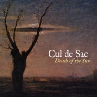 Cul De Sac - Death Of The Sun CD (album) cover