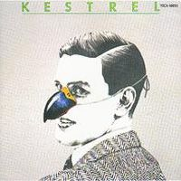 Kestrel - Kestrel CD (album) cover