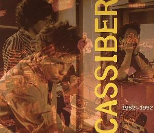 Cassiber - The Cassiber Box (1982-1992) CD (album) cover