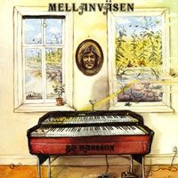 Bo Hansson - Mellanväsen CD (album) cover