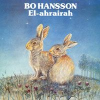 Bo Hansson - El-Ahrairah CD (album) cover