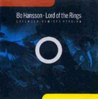 Bo Hansson - Lord Of The Rings (extended Version) CD (album) cover