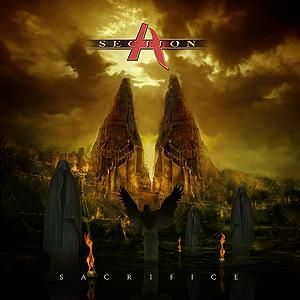 Section A - Sacrifice CD (album) cover
