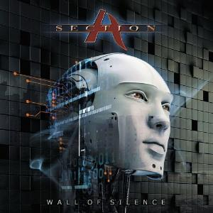 Section A - Wall Of Silence CD (album) cover