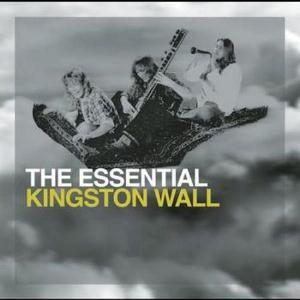 Kingston Wall - The Essential CD (album) cover