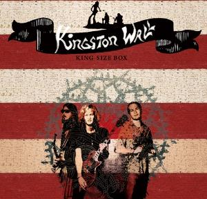 Kingston Wall - King Size Box CD (album) cover