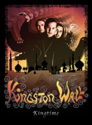 Kingston Wall Kingtime CD album cover