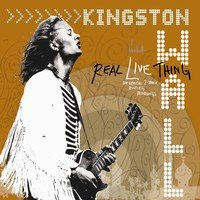 Kingston Wall - Real Live Thing CD (album) cover