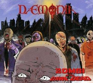 Daemonia - Dawn Of The Dead / Zombi CD (album) cover