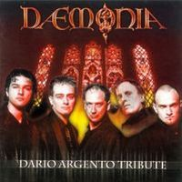 Daemonia - Dario Argento Tribute CD (album) cover