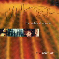 Hansford Rowe Collective - No Other CD (album) cover