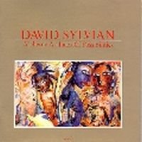 David Sylvian - Alchemy - An Index Of Possibilities CD (album) cover