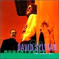David Sylvian - The First Day (with Robert Fripp) CD (album) cover