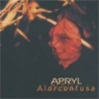 Apryl - Alorconfusa CD (album) cover