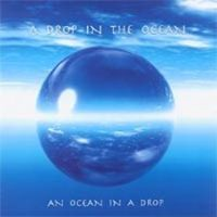SÉrgio Benchimol - A Drop In The Ocean, An Ocean In A Drop CD (album) cover
