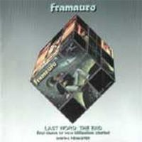 Framauro - Last Words - The End CD (album) cover
