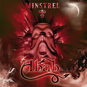 Minstrel - Ahab CD (album) cover