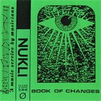 Nukli - Book Of Changes CD (album) cover