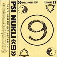 Nukli - Number Line CD (album) cover