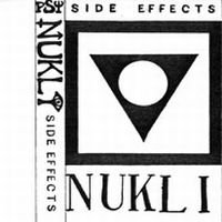 Nukli - Side Effects CD (album) cover