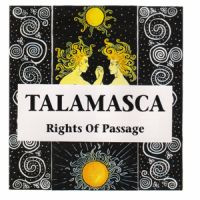 Talamasca - Rights Of Passage CD (album) cover