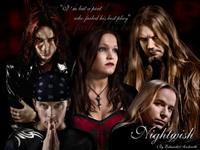 NIGHTWISH image groupe band picture
