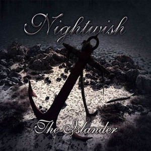 Nightwish - The Islander CD (album) cover