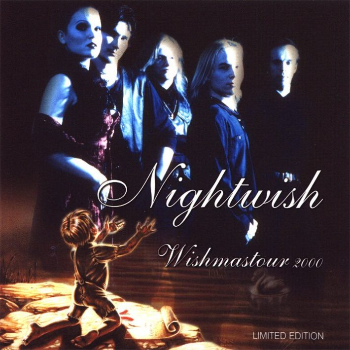 Nightwish - Wishmastour 2000 CD (album) cover