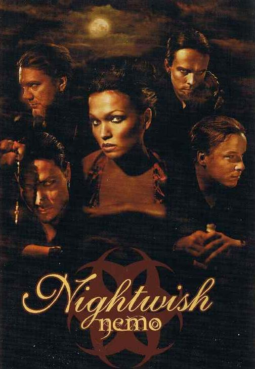 Nightwish - Nemo DVD (album) cover