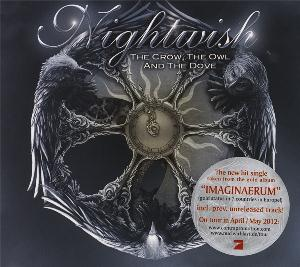 Nightwish - The Crow, The Owl And The Dove CD (album) cover
