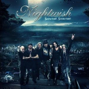 Nightwish - Showtime, Storytime CD (album) cover