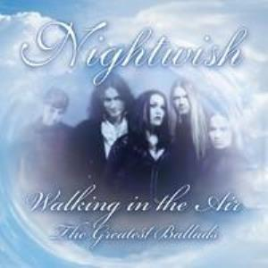 Nightwish - Walking In The Air - The Greatest Ballads CD (album) cover