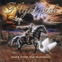 Nightwish - Tales From The Elvenpath CD (album) cover