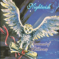 Nightwish - Sacrament Of Wilderness CD (album) cover