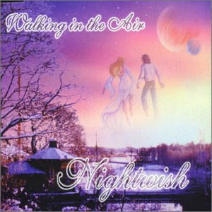 Nightwish - Walking In The Air CD (album) cover