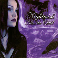 Nightwish - Bless The Child CD (album) cover