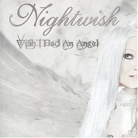 Nightwish - Wish I Had An Angel CD (album) cover