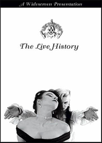 Lacrimosa - The Live History DVD (album) cover