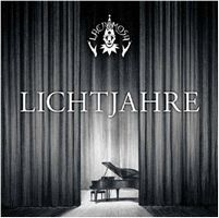 Lacrimosa - Lichtjahre CD (album) cover