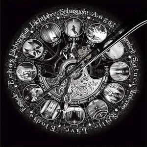 Lacrimosa - Schattenspiel CD (album) cover